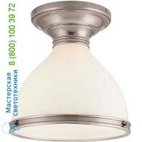 Hudson Valley Lighting Randolph Flush Mount Ceiling Light 2612-PN, светильник