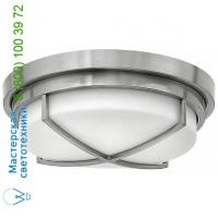 Hinkley Lighting 4381BN Halsey Flush Mount Ceiling Light, светильник