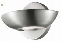 Ideal Lux LUMINA AP1 BRUNITO 002507
