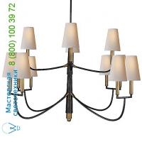 Visual Comfort TOB 5017AN-NP/RT Farlane 2-Tier Chandelier, светильник