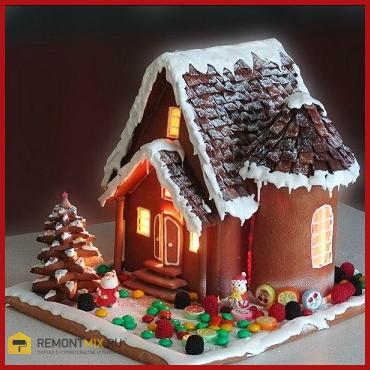 Что нам стоит вкусный дом построить
